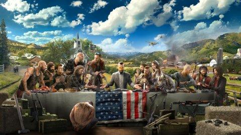 Ubisoft ha pubblicato i requisiti hardware per Far Cry 5 su PC, anche quelli per giocare a 60 fps e 4K