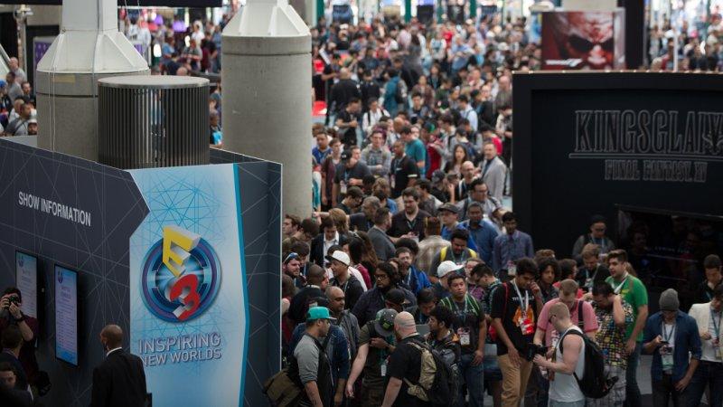 Giornalisti contro giocatori all'E3 2017