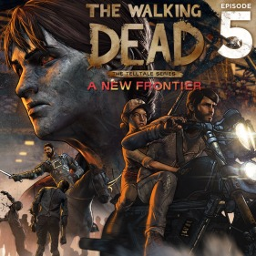 The Walking Dead: A New Frontier - Episode 5 per PlayStation 4
