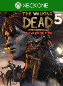 The Walking Dead: A New Frontier - Episode 5 per Xbox One