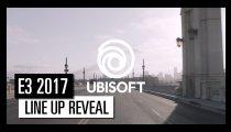 Ubisoft - Trailer della lineup all'E3 2017