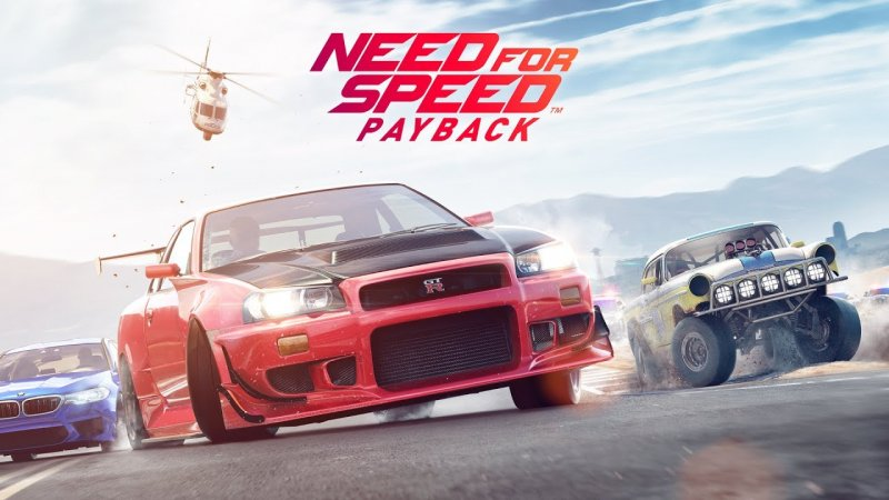 Il trailer d'esordio di Need for Speed Payback