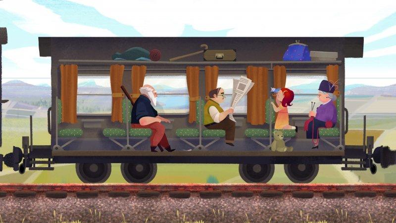 Old Man's Journey, o il viaggio di un vecchio demiurgo