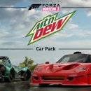 Forza Horizon 3: Mountain Dew Car Pack disponibile da oggi, ecco un nuovo trailer