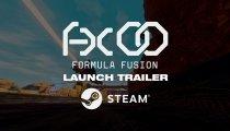 Formula Fusion - Il trailer di lancio su Steam