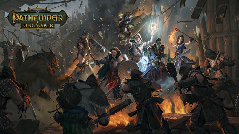 Pathfinder: Kingmaker, la recensione