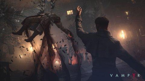 Dontnod Entertainment ha pubblicato il primo episodio della serie web dedicata a Vampyr