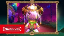 Ever Oasis - Trailer del gameplay