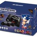 Presentata una nuova retro console SEGA Genesis con 85 giochi preinstallati e il supporto per le cartucce