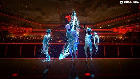 Sta per partire la prima beta pubblica di Laser League
