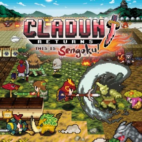 Cladun Returns: This is Sengoku! per PlayStation Vita