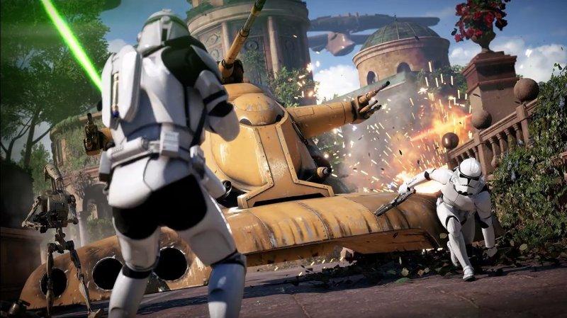 Star Wars: Battlefront II otterrà dei miglioramenti in versione Xbox One X