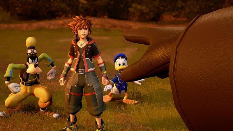 Kingdom Hearts III è ancora previsto per il 2018