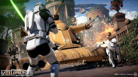 C'è lo zampino di Disney dietro la rimozione delle micro-transazioni in Star Wars: Battlefront II?