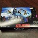 Square Enix ha donato una finta cartuccia per SNES di A King's Tale: Final Fantasy XV agli sviluppatori