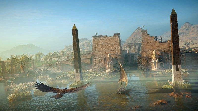 Ubisoft: Assassin's Creed Origins offrirà un'esperienza di gioco molto personalizzata