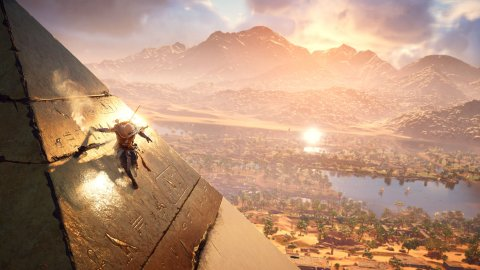 Assassin's Creed Origins, Gears of War 4, Forza Motorsport 7 e i migliori giochi in HDR per Xbox One X