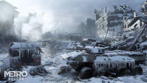 Le mappe sandbox di Metro Exodus saranno imponenti, lo script più ampio di Metro 2033 e Metro: Last Light messi assieme