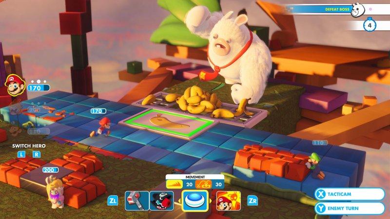 Mario + Rabbids: Kingdom Battle è un'opera d'amore