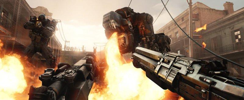 Le armi di Wolfenstein II: The New Colossus saranno più brutali rispetto al precedente capitolo