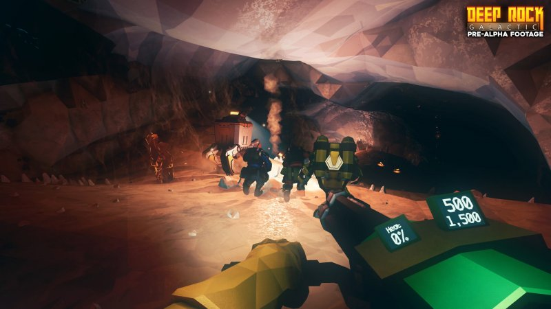 Deep Rock Galactic arriva a fine mese su PC e Xbox One in accesso anticipato