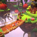 Una coloratissima galleria per Super Lucky's Tale