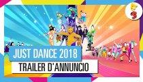 Just Dance 2018 - Il trailer di annuncio dell'E3 2017