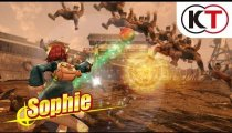 Warriors All-Stars - Trailer su Sophie