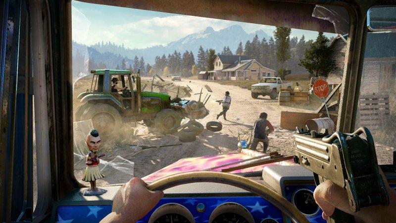 Ubisoft: Far Cry 5 godrà di un sistema di personalizzazione migliorato