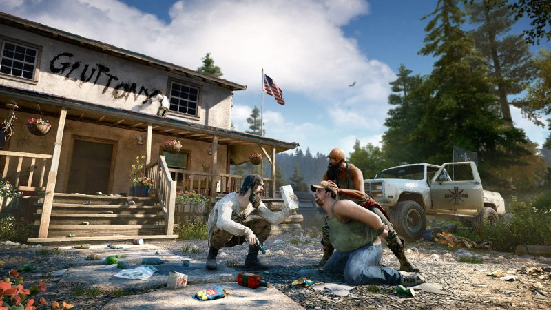 C'erano un cane, un pilota e un cecchino... benvenuti in Far Cry 5!