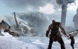 Kratos disintegra casse premio in un'immagine condivisa dal direttore creativo di God of War su Twitter - Notizia