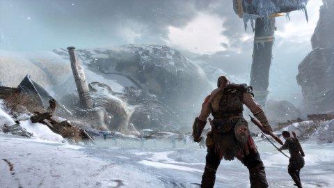 Con un nuovo trailer Sony ha annunciato la data d'uscita ufficiale di God of War
