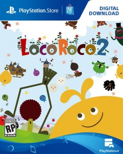 LocoRoco 2 Remastered per PlayStation 4