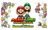 Un nuovo trailer per Mario & Luigi: Superstar Saga + Scagnozzi di Bowser - Video