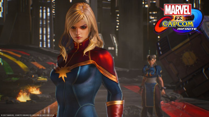 Un nuovo video di Marvel vs. Capcom: Infinite mostra un costume alternativo per Captain Marvel