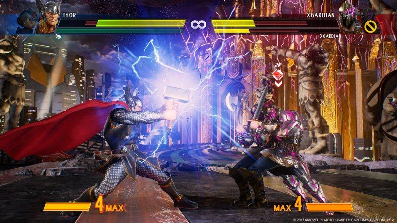 Voci dal Sottobosco - Marvel Vs. Capcom: Infinite