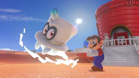 Classifiche giapponesi, il 2017 si chiude nel segno di Nintendo con Super Mario Odyssey in vetta