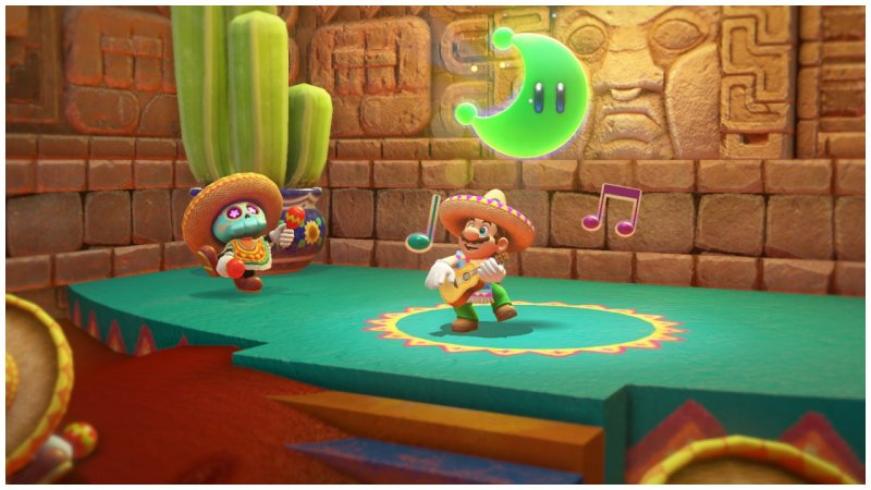Tutto ciò che sappiamo di Super Mario Odyssey