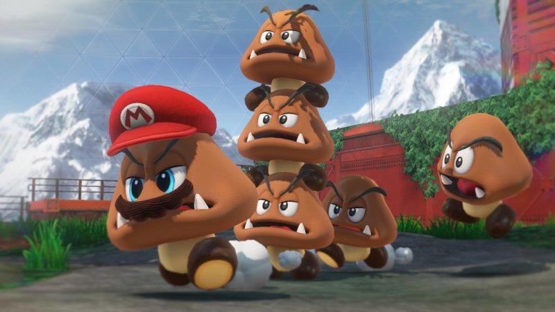 Super Mario Odyssey è primo nelle classifiche giapponesi, ottimo debutto per ARK: Survival Evolved