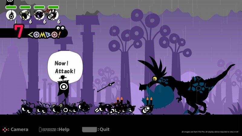 Dopo Locoroco anche Patapon arriva su PlayStation 4