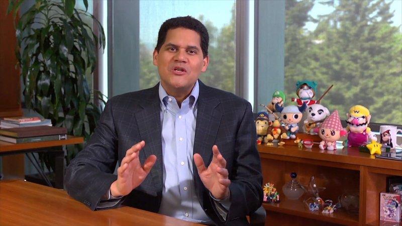 Nintendo, Reggie Fils-Aime avrà una cattedra alla Cornell University
