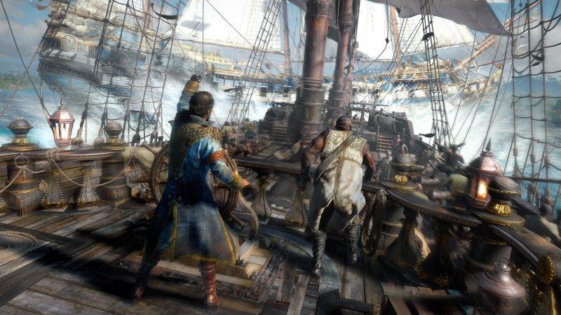 Skull & Bones: pirati dei carati