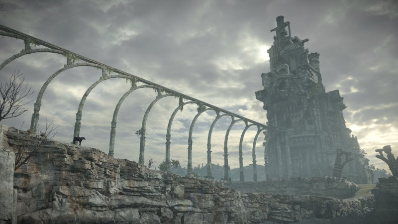 Arriva il remake di Shadow of the Colossus