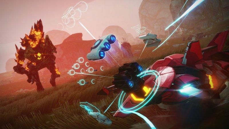 Starlink: Battle for Atlas, le astronavi di Ubisoft
