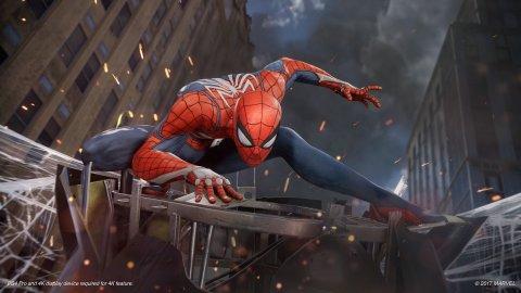 Spider-Man arriva nel 2018, ha confermato Insomniac Games