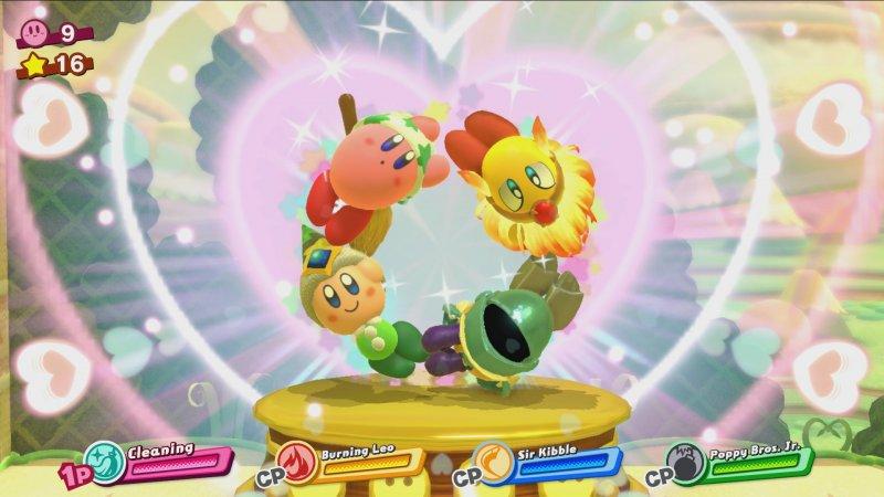La recensione di Kirby: Star Allies
