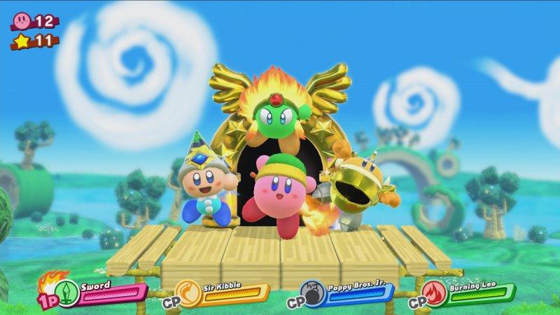 Qualche informazione sul nuovo Kirby per Switch
