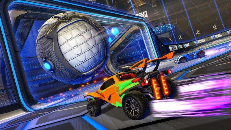 Rocket League punta ai 720p e 60 frame al secondo su Nintendo Switch
