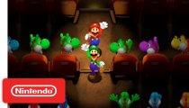 Mario & Luigi Superstar Saga + Bowser's Minions - Gameplay all'E3 2017