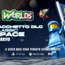 "LEGO Worlds - DLC ""Classic Space"" Trailer"
